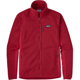 Patagonia M's Performance Better Sweater Jacket Classic Red